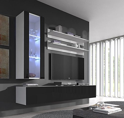 muebles bonitos Mobile soggiorno – parete da soggiorno moderno ...