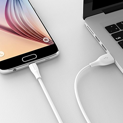 UNBREAKcable Micro USB Cable Android Charger 3. 3ft1M Ultra