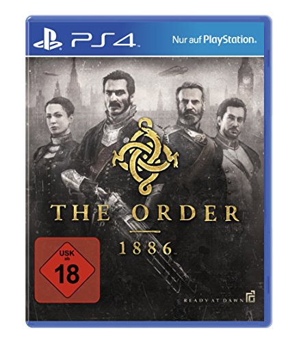 Sony Computer Entertainment PS4 The Order: 1886 [Edizione: Germania]