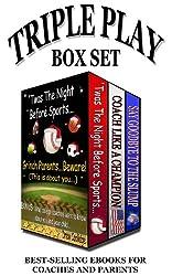 Coaching Youth Baseball: TRIPLE PLAY Box Set (Coaching Baseball) (English Edition)