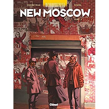 Uchronie[s] - New Moscow - Tome 03