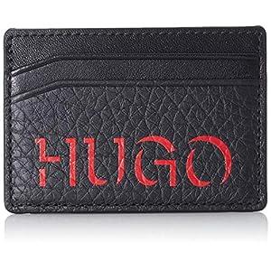 HUGO Herren Victorian 3_money Cl Geldklammern Schwarz (Black)
