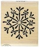 Art Stamps Schneeflockenstempel, Schwarz