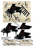 Grand Piano par Christine Maunder