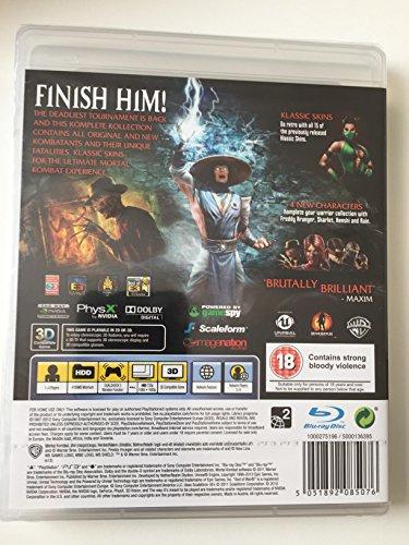 Mortal Kombat: Kollector's Edition - Playstation 3 by Warner Bros