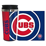 Chicago Cubs Travel Mug - 14 oz Full Wrap - Hype Style by Boelter Brands