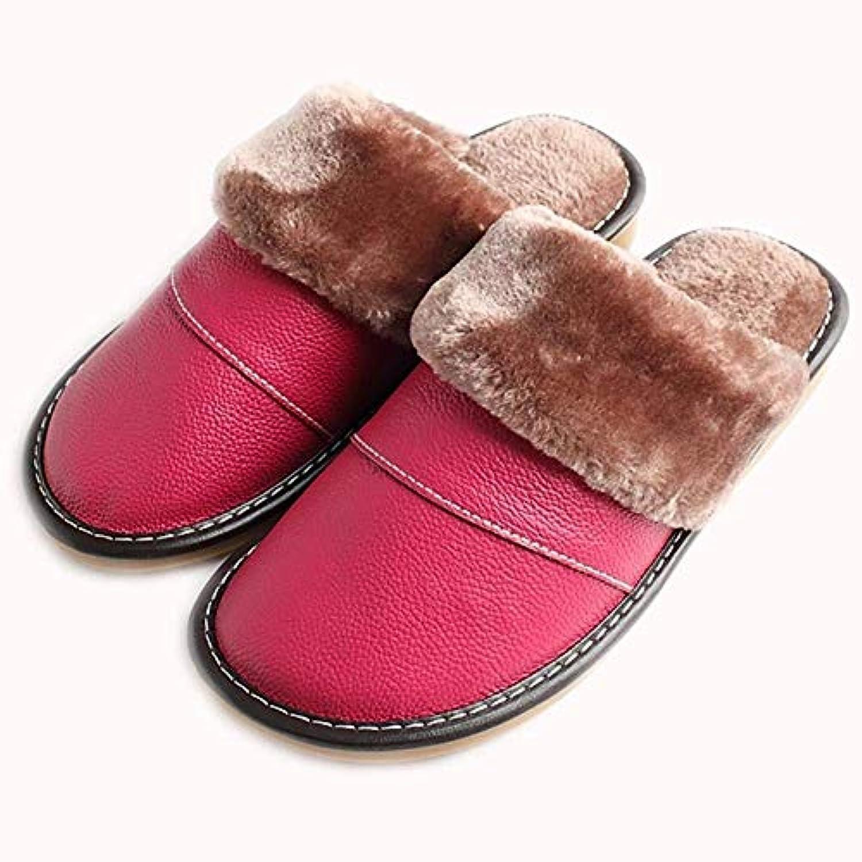Fuxitoggo Pantofole da Donna in Morbida Peluche Antiscivolo per la Stagione Invernale da Donna (Coloreee   rosa... | Di Modo Attraente  | Uomini/Donne Scarpa