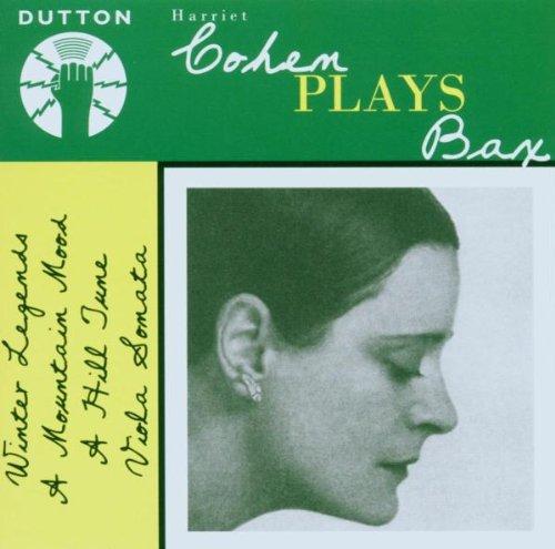 Harriet Cohen Plays Bax