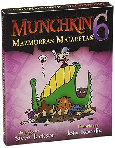Munchkin Extension - Asmodée - UBIMU06 - Munchkin 6 -