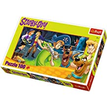 Puzzle 100 Scooby-Doo Poszukiwacze skarbów
