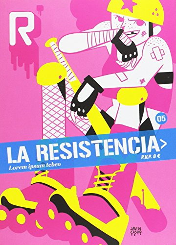 La Resistencia 5, Lorem Ipsum Tebeo