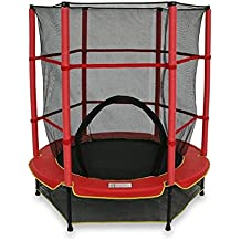 WE R Sports Trampolin mit Sicherheitsnetz Kinder