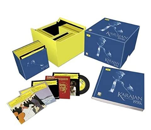 Karajan 1970s: The Complete DG Recordings by Herbert Von Karajan