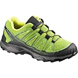 Salomon X-Ultra J - Zapatos para hombre, color granny green spring green gecko green, talla 33
