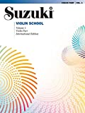 Suzuki Violin School 1 (Suzuki Violin School, Violin Part)