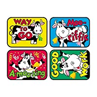 100 Trend Applause Cool Cows Reward Stickers