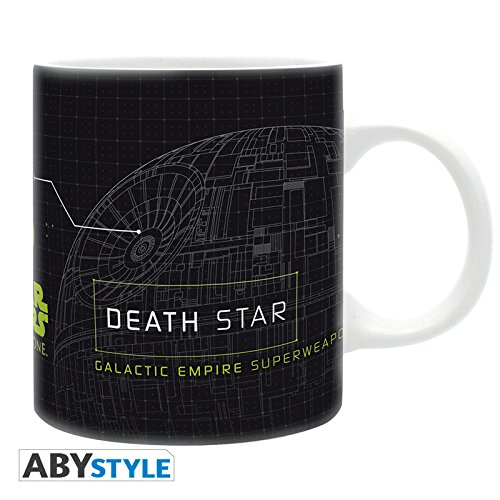 ABYstyle Wars Tasse One Death Star für Adulti, 320 ml, ABYMUG343