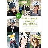 Bonnets rigolos et accessoires pour adultes : pour le ski, les fêtes d'Halloween, du Nouvel An