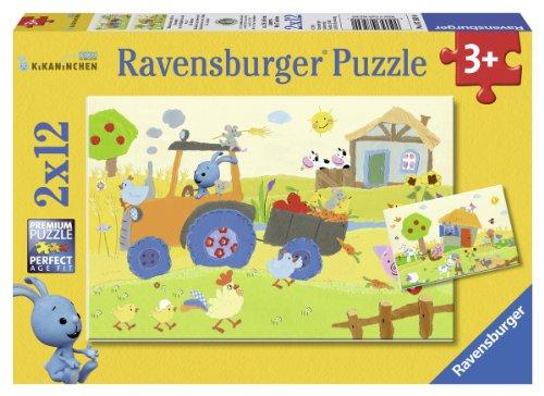 Preisvergleich Produktbild Ravensburger 07569 - Kikaninchen auf dem Bauernhof