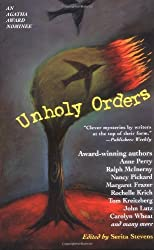 Unholy Orders: Mystery Stories with a Religious Twist (2002-11-05)