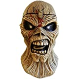 Iron Maiden Piece of Mind Maske als Heavy Metal Fan Merchandise