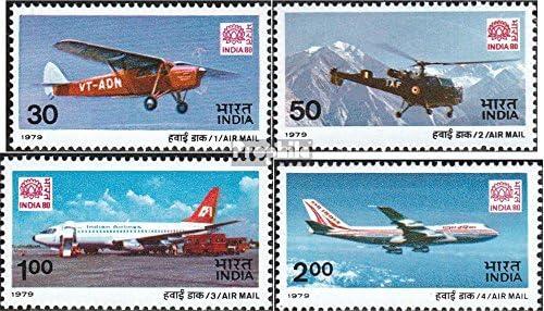 Islande mh10 (complète.Edition.) 1997 Post Post Post Avions (Timbres pour Les collectionneurs) 84609c
