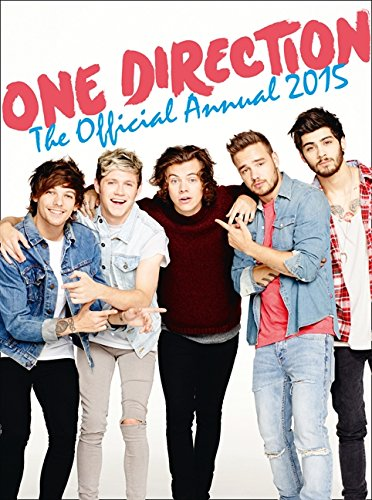 One Direction: The Official Annual 2015 (Annuals 2015) por One Direction