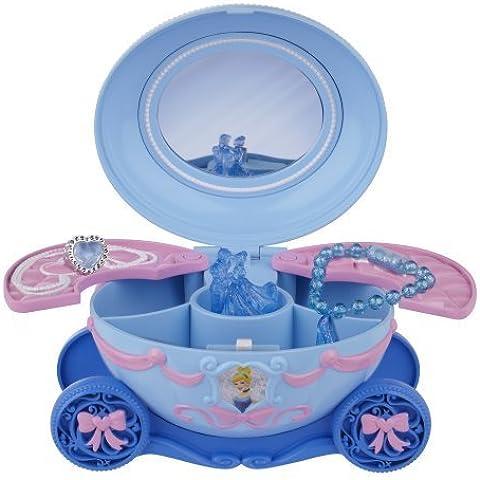 Disney Princess - Cinderella Deluxe Jewelry Box by Disney Princess