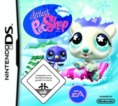 Littlest Pet Shop: Winter - Shop Ds-littlest Pet