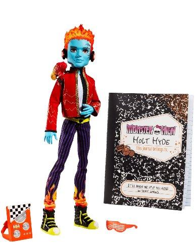 Preisvergleich Produktbild Monster High N2851 Holt Jyde Son of Mr. Hyde