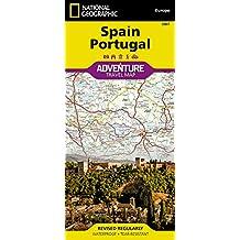 SPAIN/PORTUGAL  1/1M