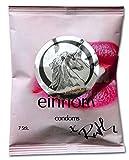 einhorn Kondome - 7 Stück - Wochenration - Design Edition: FORBIDDEN KISS - Vegan, Hormonfrei, Feucht, Geprüft