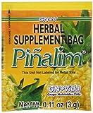 Pinalim Tea/Te de Pinalim Mexican Version- Pineapple, Flax, Green Tea, & White Tea - 30 Day Supply by GN+Vida