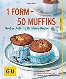 1 Form - 50 Muffins (GU KüchenRatgeber)