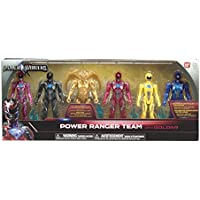 Bandai 97677 - Figurine - Power Rangers - Lot de 6