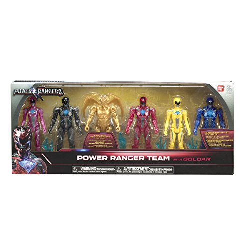 power rangers figurines