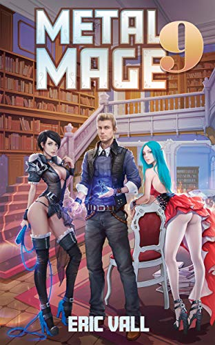 Metal Mage 9 (English Edition)