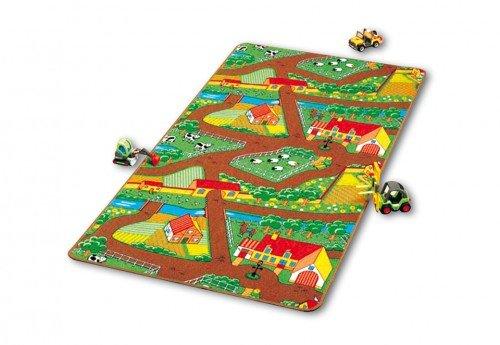 (Unbekannt Meubinex 52091371 Spielteppich 'Farm')