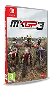 MXGP3: The Official Motocross Videogame - Nintendo Switch