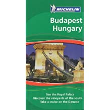 Michelin Green Guide Budapest Hungary by Michelin (January 25,2011)
