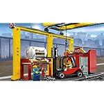 Lego-City-City-Trains-Treno-Merci-Costruzioni-Piccole-Gioco-Bambina-Giocattolo-125-Multicolore-5702015119337