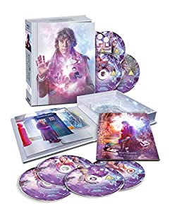 Doctor Who - The Collection - Season 18 - Limited Edition Packaging [Blu-ray] [2019]