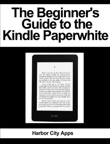 The Beginners Guide to the Kindle Paperwhite (English Edition ...
