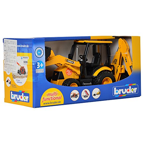 Image of BRUDER JCB MIDI CX BAGGERLADER