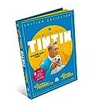 Tintin, coffret de 2 films  - Les Oranges Bleues et Le Mystère de la Toison d'Or - Coffret Blu-Ray [Édition Collector - Boîtier Mediabook]...