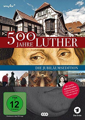 500 Jahre Luther - Die Jubiläumsedition