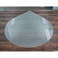 Backunterlage//Nudelbrett aus Holz 4-eckig mit erh/öhtem Rand 80/x 50/cm