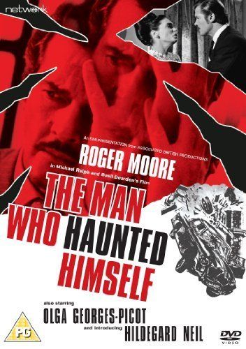 Ein Mann jagt sich selbst / The Man Who Haunted Himself (1970) ( ) (Blu-Ray & DVD Combo) [ UK Import ] (Blu-Ray)