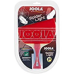Joola Spider Light – Raqueta de tenis de mesa, multicolor