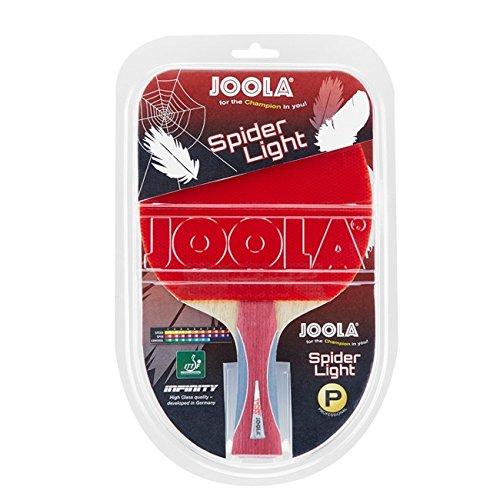 JOOLA Spider Light, Racchetta da Tennis da Tavolo Unisex – Adulto, Multicolor